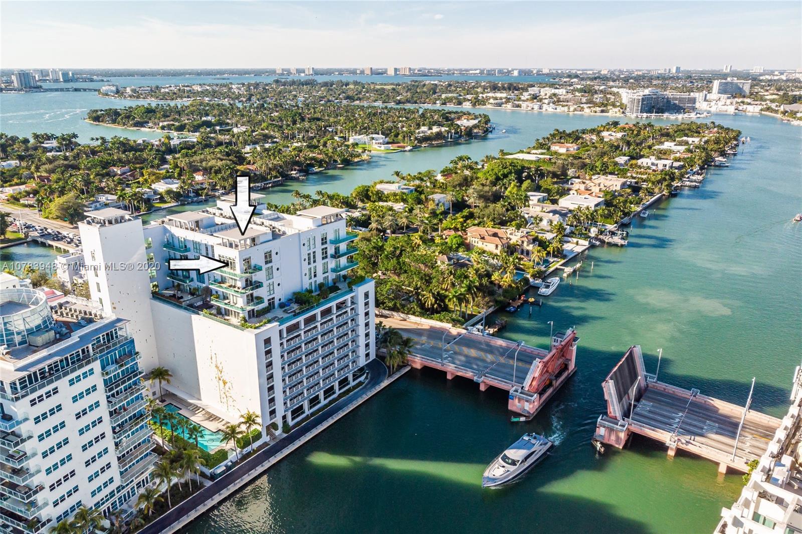 201 Aqua Ave PH3, Miami Beach, FL 33141