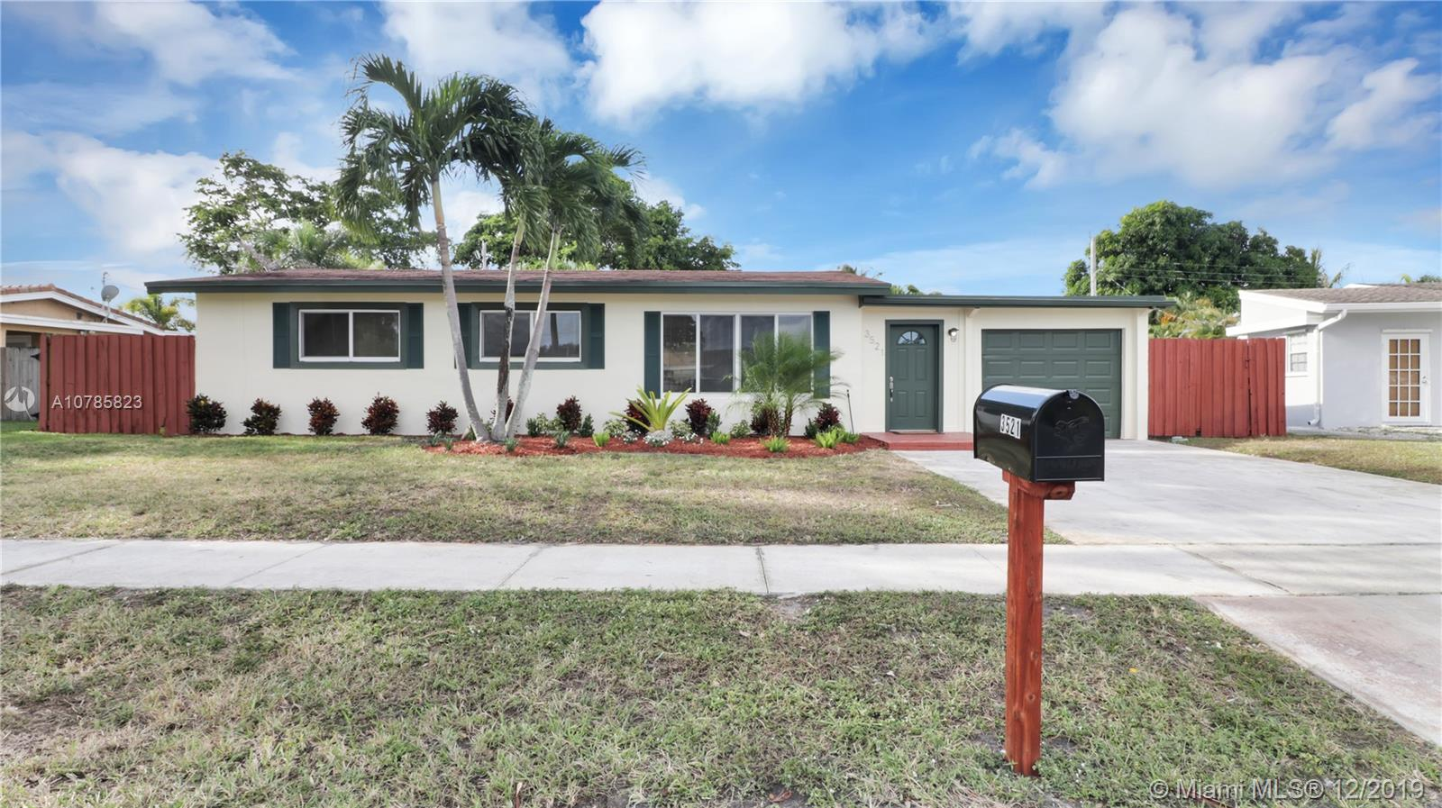 3521 SW 21st St  For Sale A10785823, FL