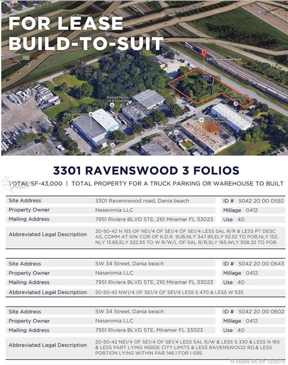 3301 Ravenswood Rd, Dania Beach, FL 33312