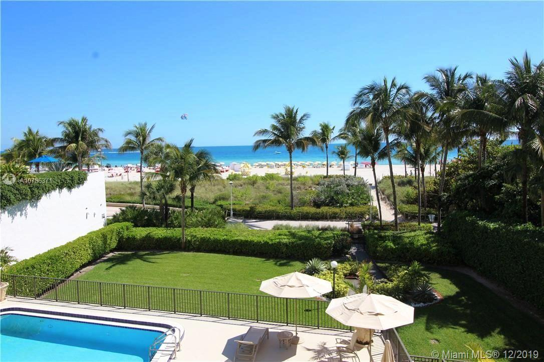 1621  Collins Ave  For Sale A10786371, FL