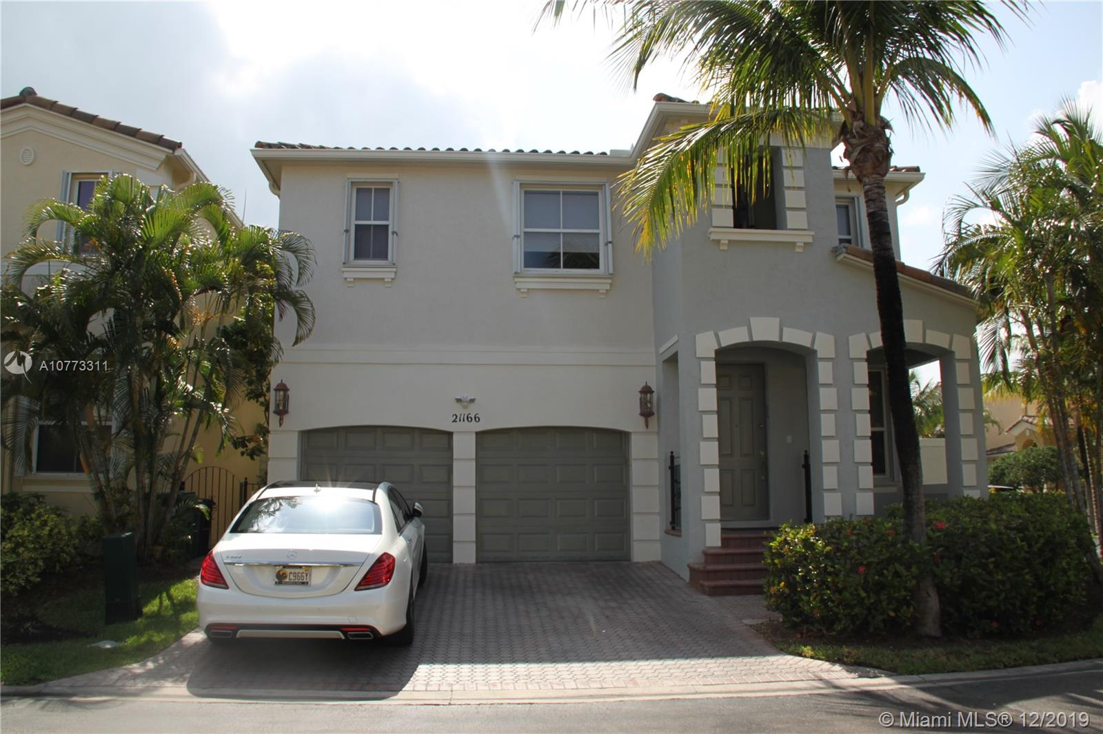 21166 NE 33rd Ave  For Sale A10773311, FL