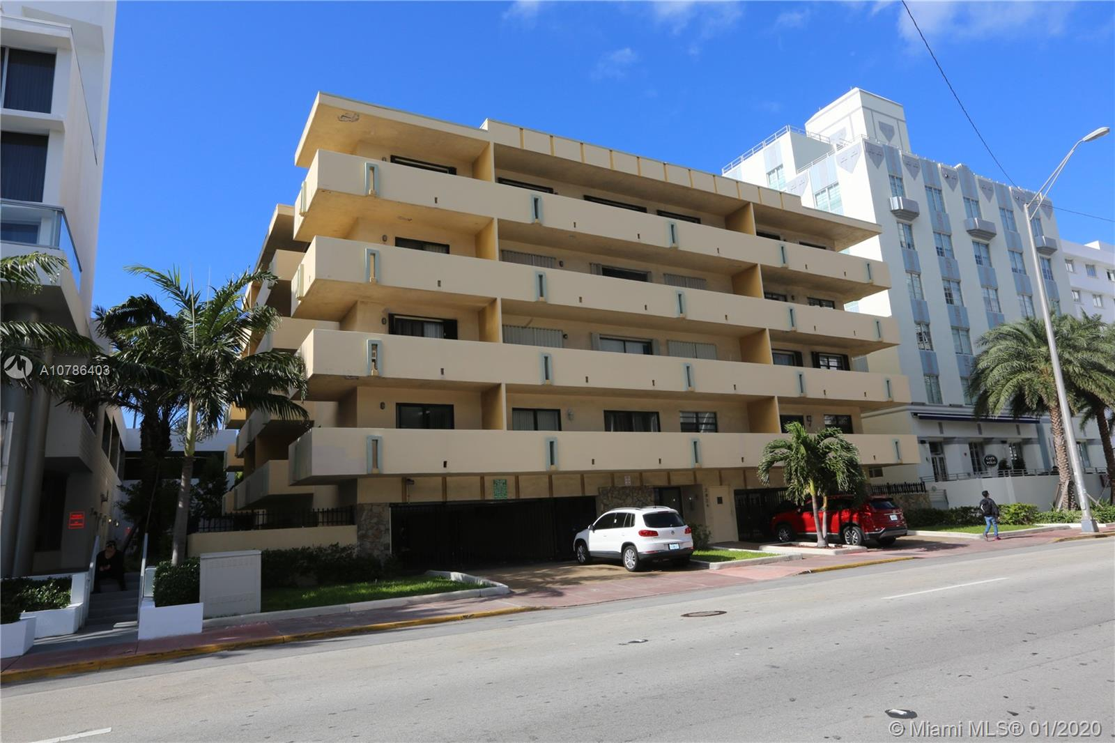 2924  Collins Ave #503 For Sale A10786403, FL