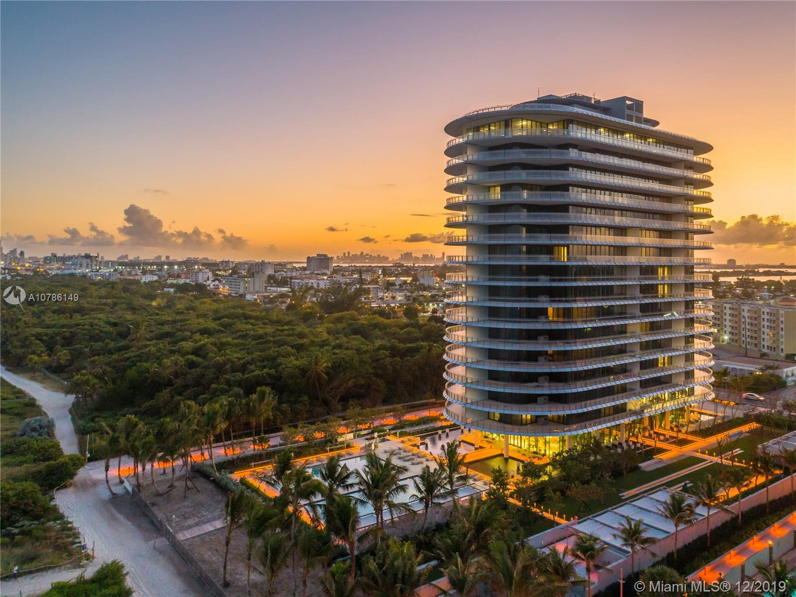 8701  Collins Avenue #1001 For Sale A10786149, FL