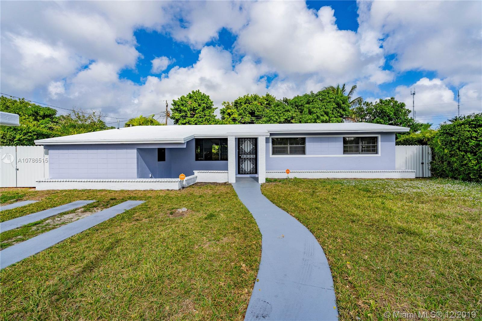 1001 NW 200th St  For Sale A10786515, FL