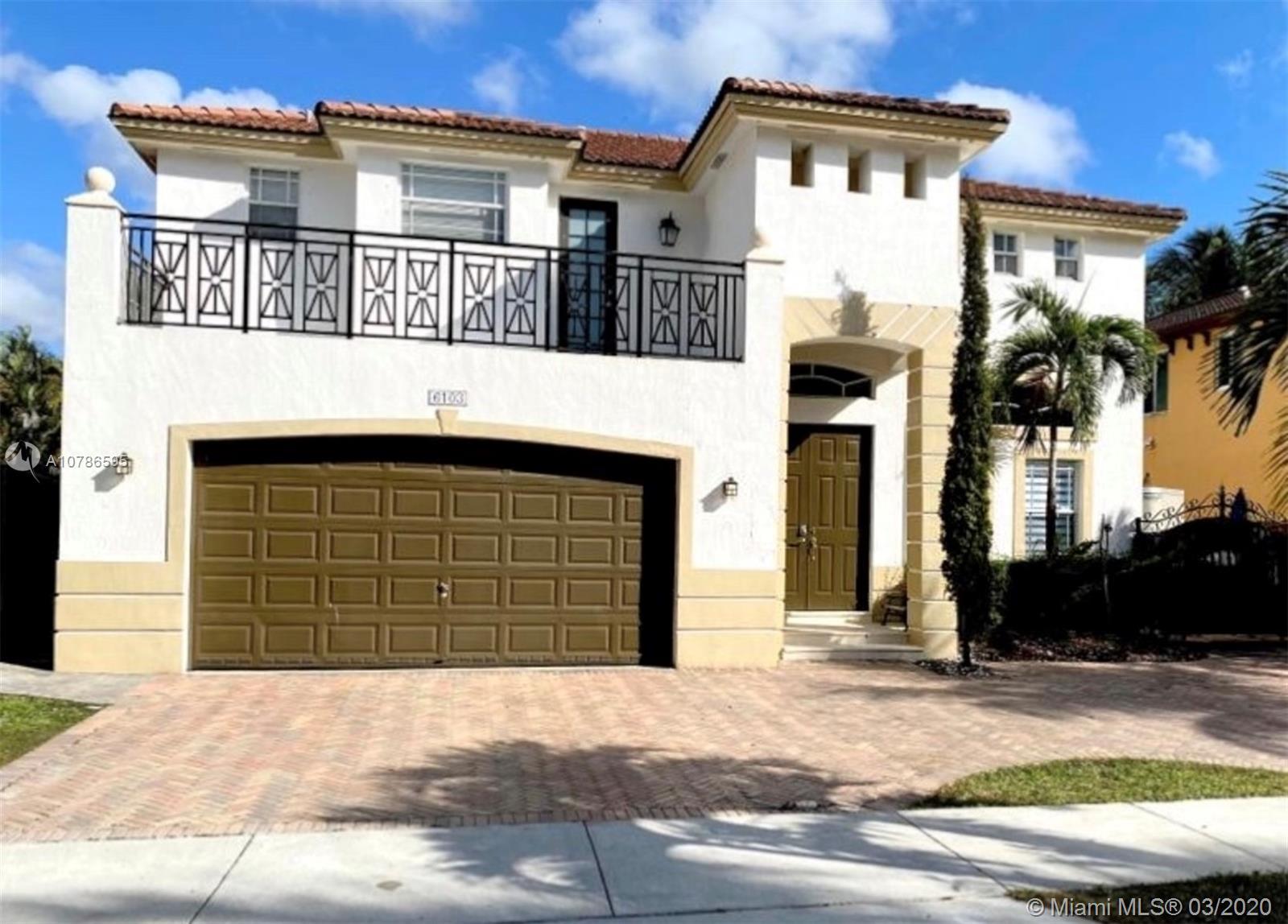 6103 SW 164th Pl, Miami, FL 33193
