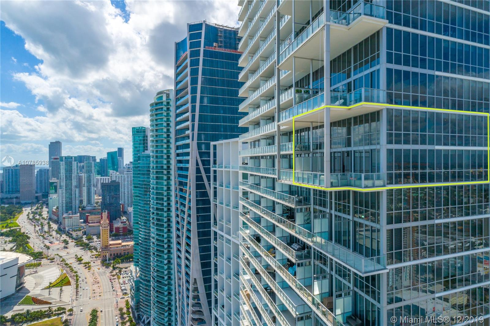 1100  Biscayne Blvd #4906 For Sale A10785938, FL