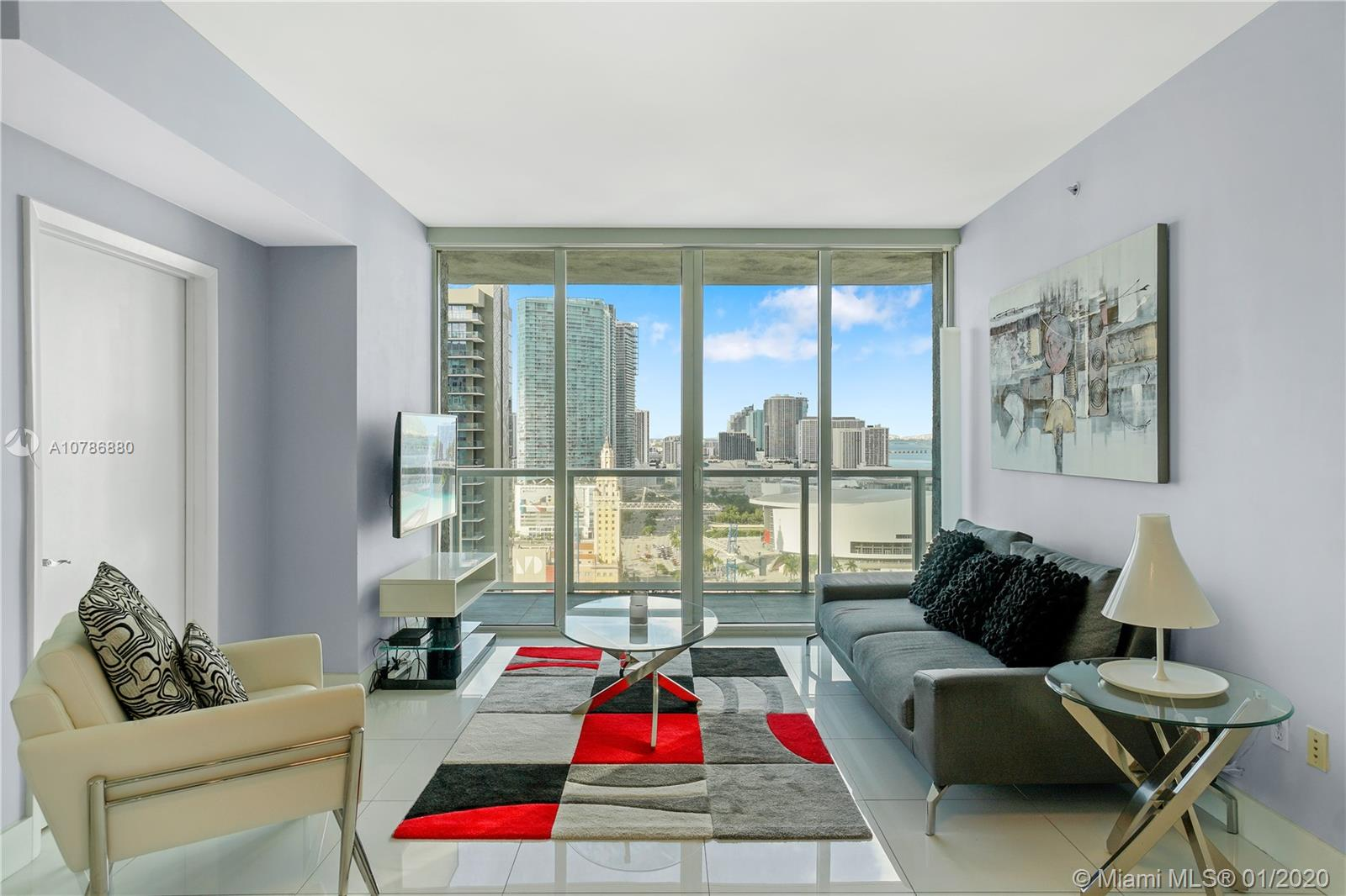253 NE 2nd St #2501 For Sale A10786880, FL
