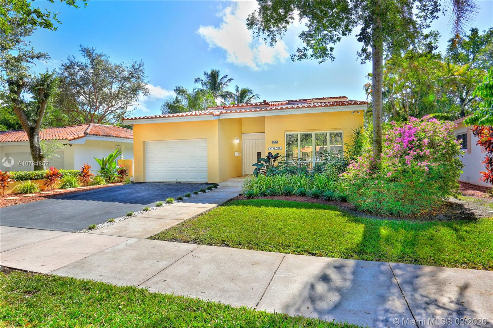 1510  Catalonia Ave  For Sale A10784852, FL