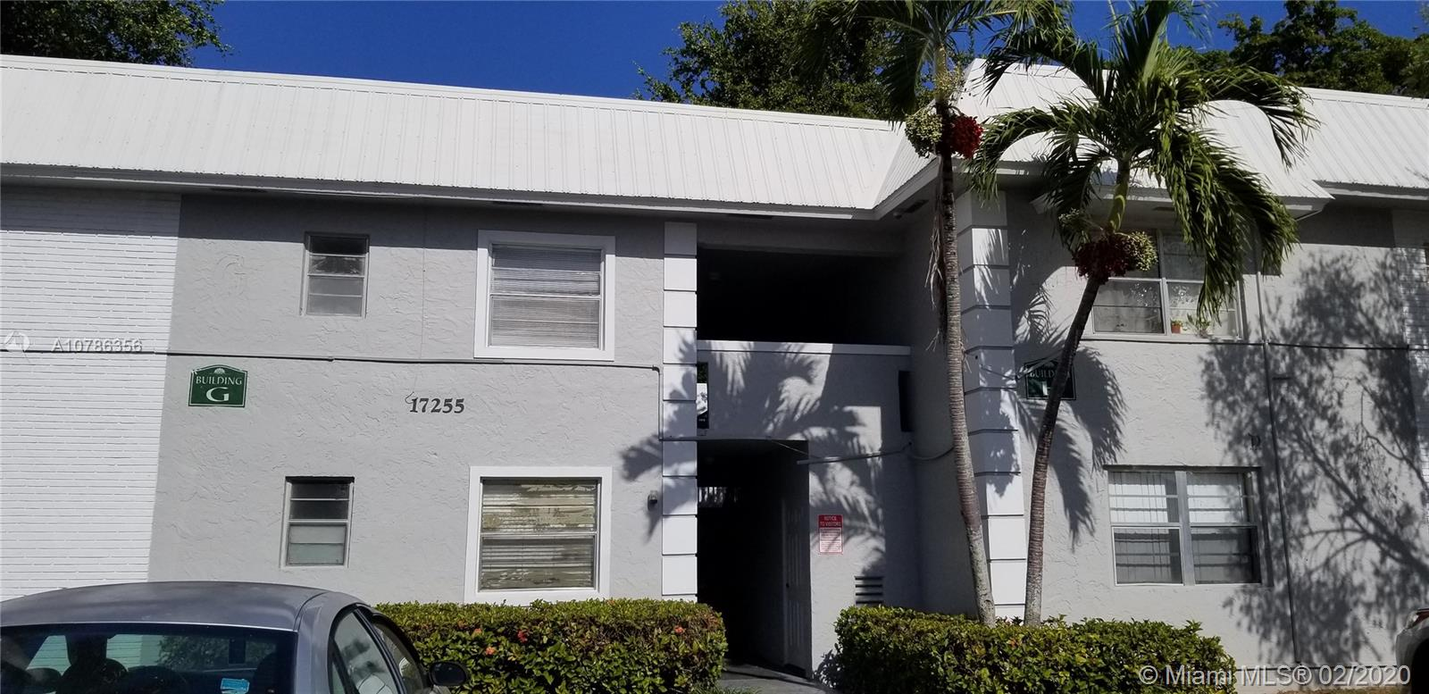 17255 SW 95th Ave #210 For Sale A10786356, FL