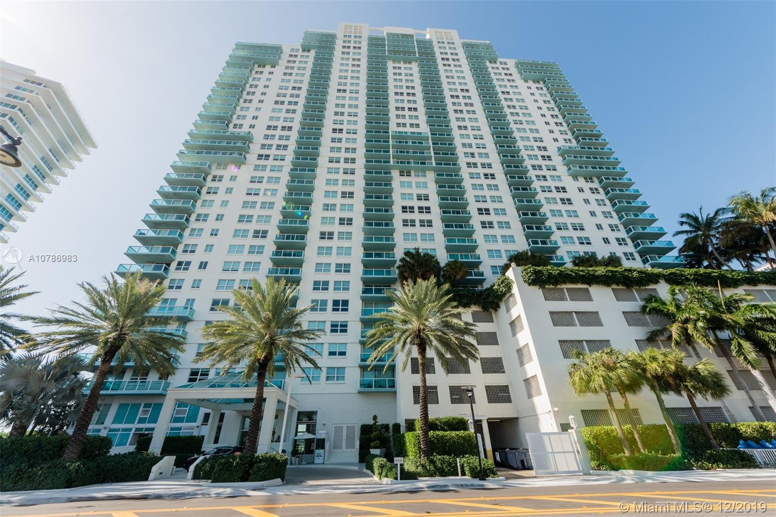 650  West Ave #910 For Sale A10786983, FL