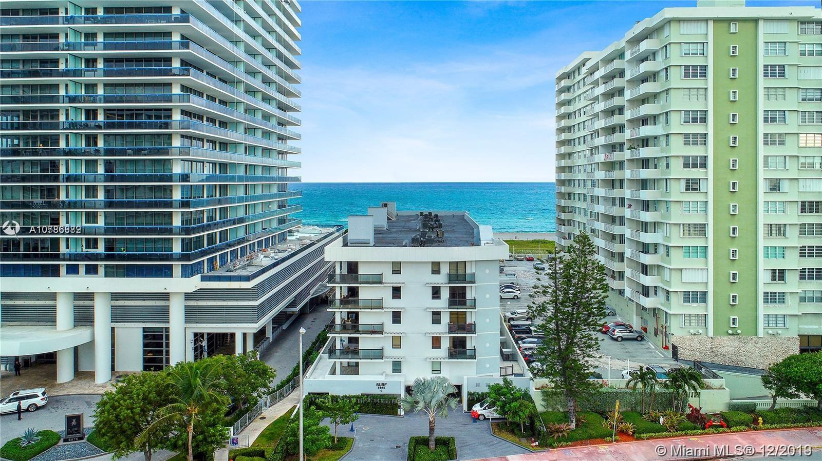 5845  Collins Ave #504 For Sale A10786982, FL