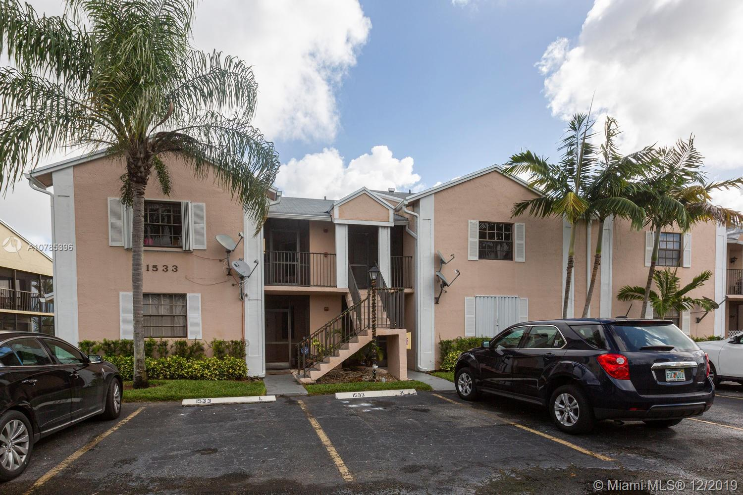 1533 S Liberty Ave #I For Sale A10785396, FL