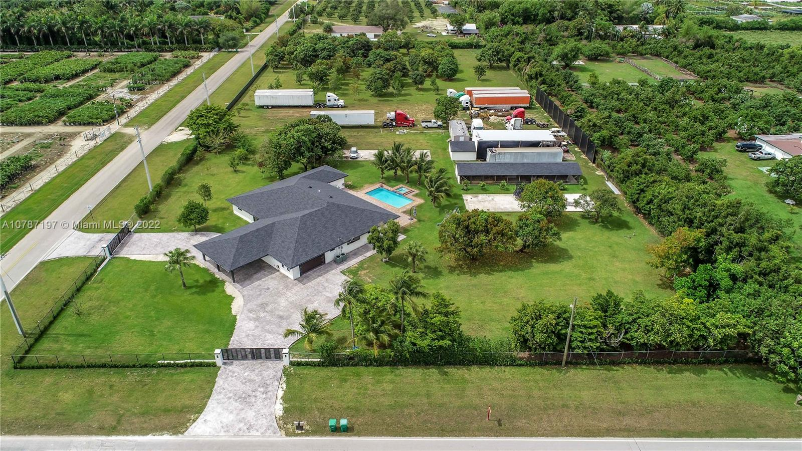 20710 SW 248th St  For Sale A10787197, FL