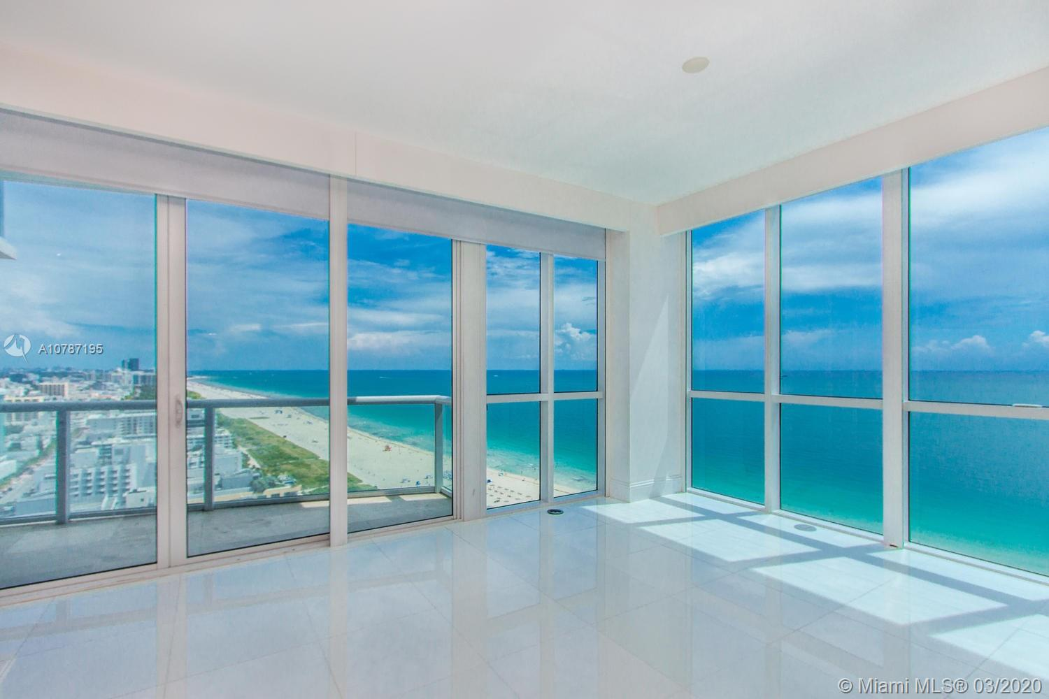 50 S POINTE DR #2501 For Sale A10787195, FL