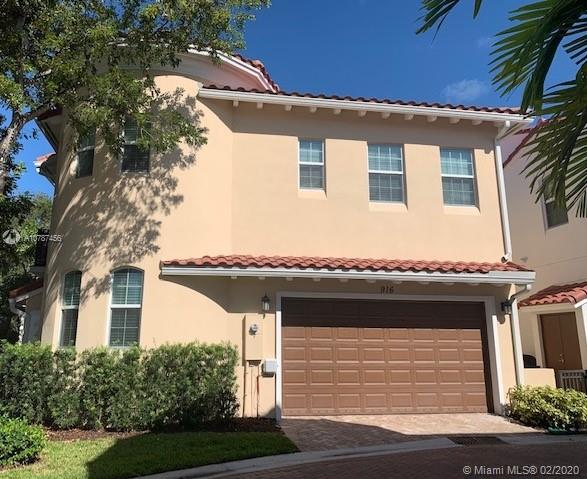 Gorgeous and cozy home at Victoria Park Village, 3 bedrooms 3.5 bathrooms in the only gated community of single family homes in Victoria Park. Features quartz kitchen with stainless steal appliances, big master suite with his and hers closets and dual vanities. Impact windows, high ceilings throughout and a plunge pool. First story features tile floors, and second story and stairs have been upgraded with beautiful dark wood floors. It has also an outdoor kitchen and nice outdoors siting area. This is a very private home surrounded by beautiful landscaping and just minutes form Galleria Mall, fort lauderdale beach, FAT Village Arts District, the Brightline and Fort Lauderdale Airport.