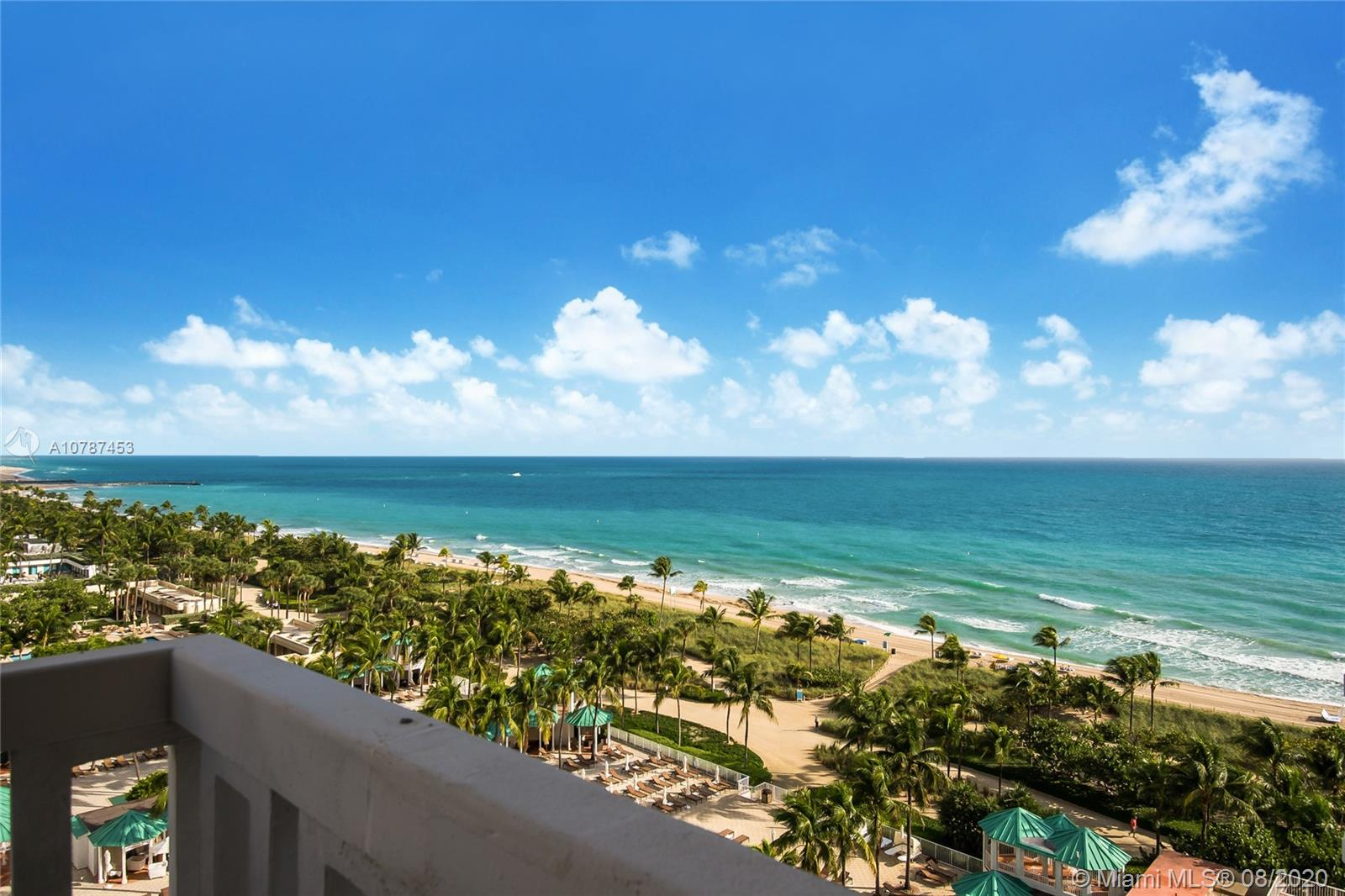 9801  Collins Ave #12C For Sale A10787453, FL