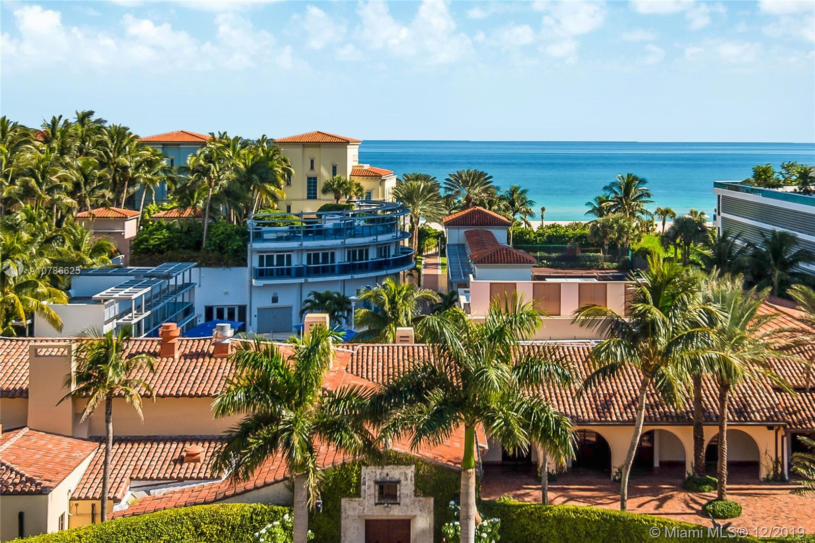 5900  Collins Ave #702 For Sale A10786625, FL