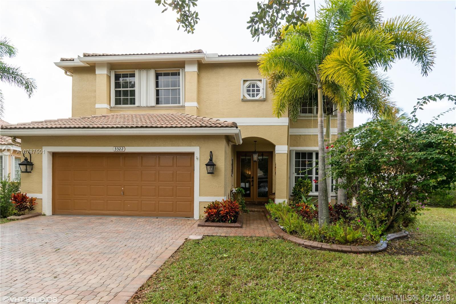 3322 SW 175th Ave  For Sale A10787501, FL