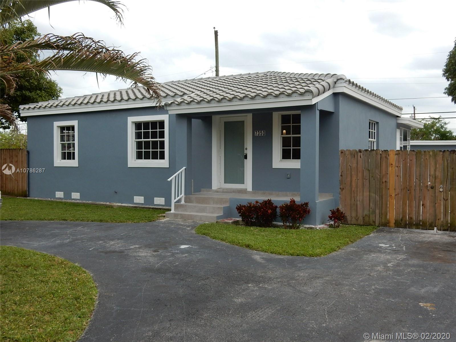 7350 SW 19th Ter  For Sale A10786287, FL