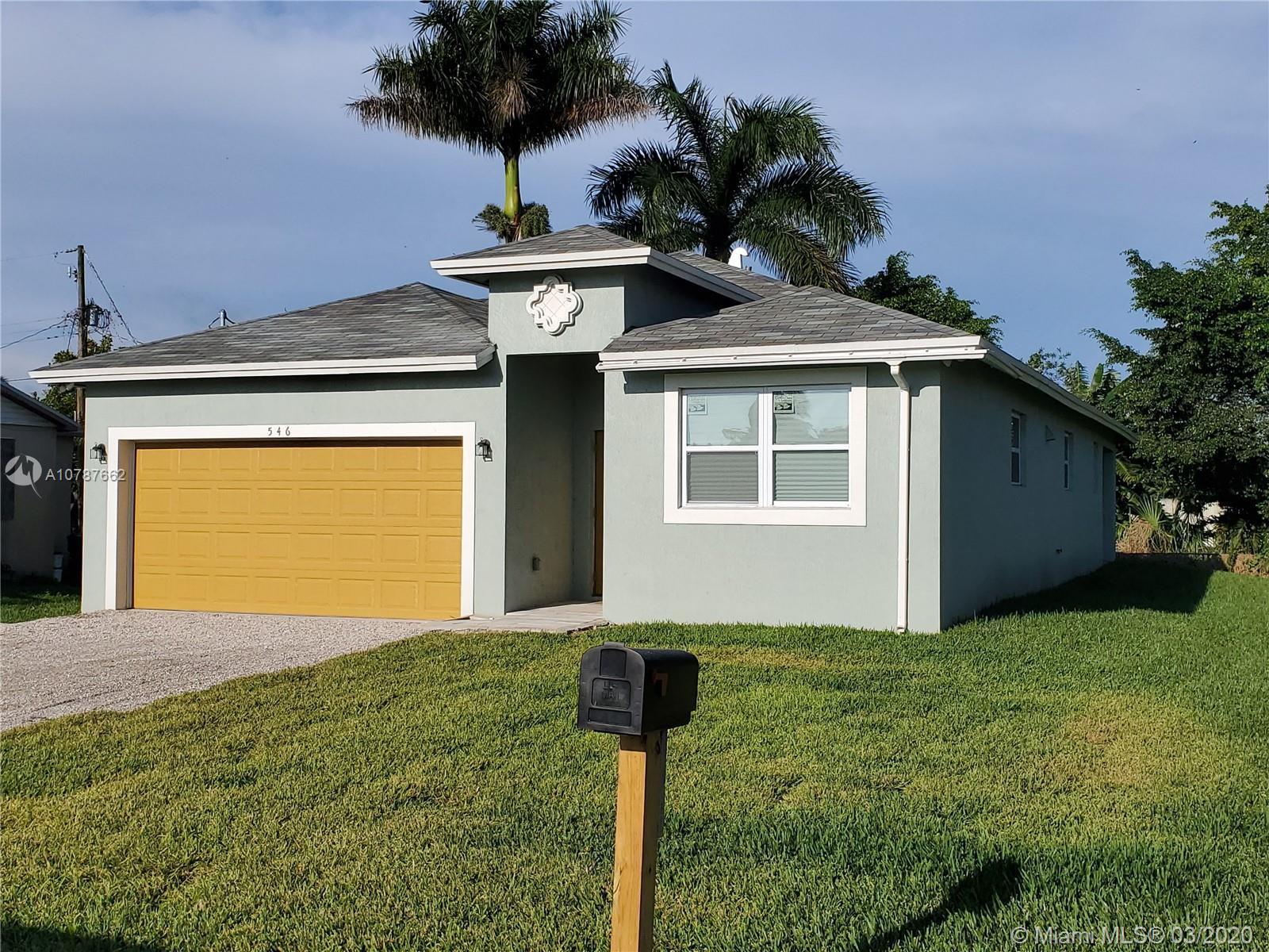 546 SE 6th Drive, Belle Glade, FL 33430