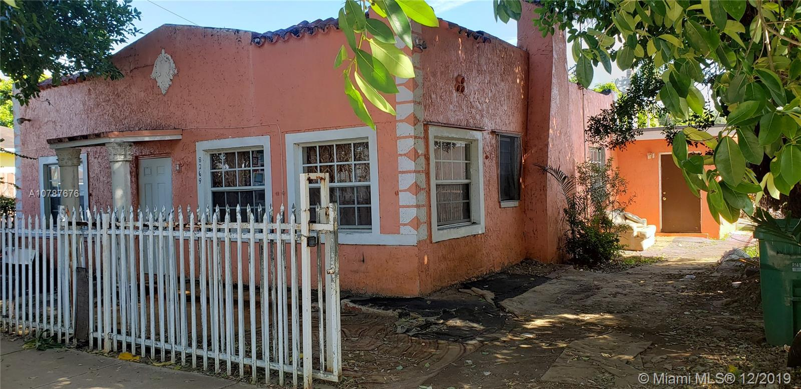 Location Location East of I 95. Old-Spanish architecture blocks from the Design district, Magic city, Wynwood and Miami shores.This is a 5/3 as per Miami Dade  public records.