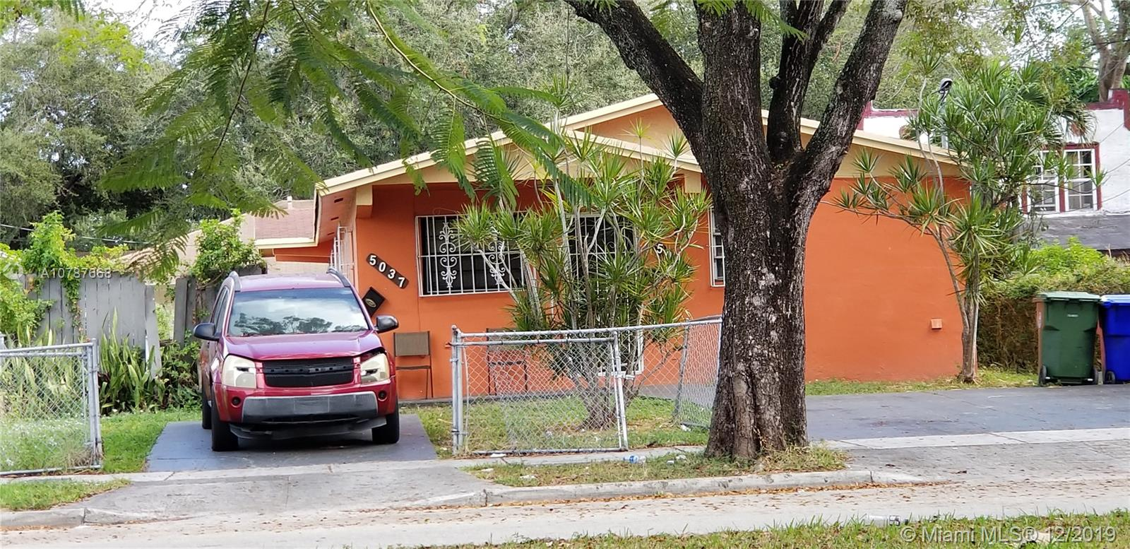 5035 NW 5th Ave  For Sale A10787668, FL