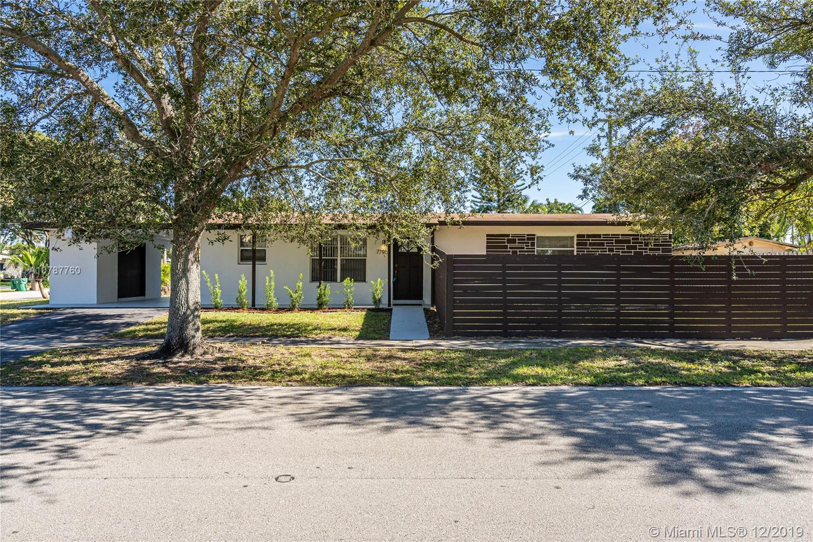 7790 NW 34th St  For Sale A10787760, FL