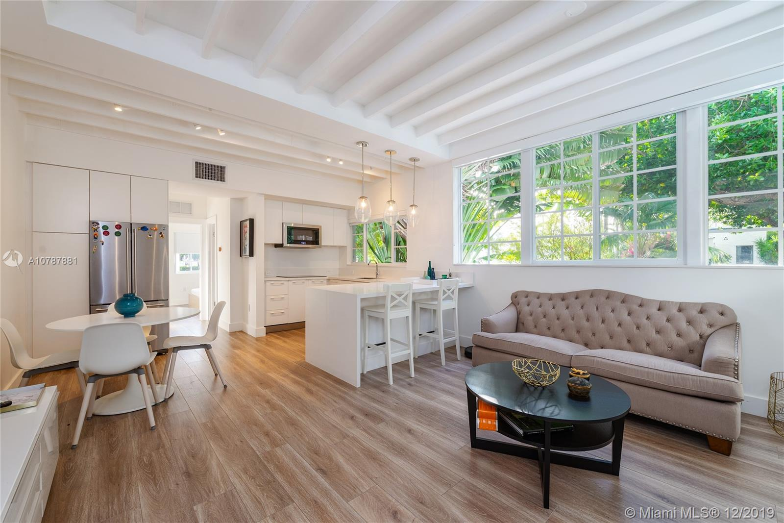 701  Meridian Ave #2 For Sale A10787881, FL