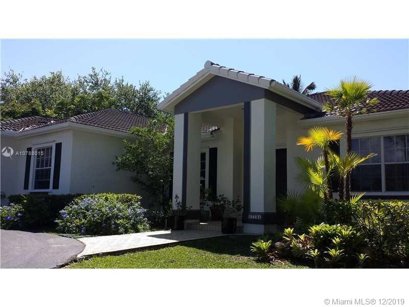 17751 SW 81st Ct  For Sale A10788015, FL