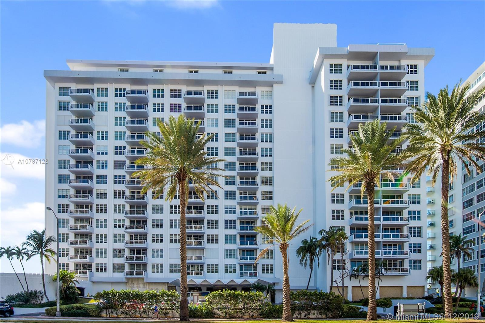 5700  Collins Ave #8N For Sale A10787128, FL