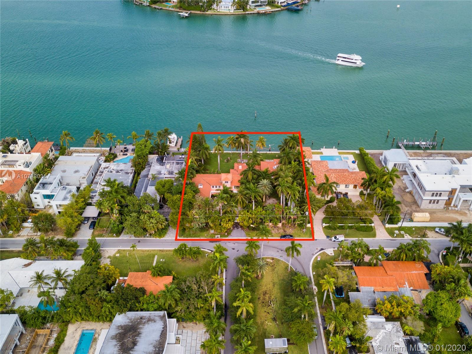 225 N Hibiscus Dr  For Sale A10788035, FL