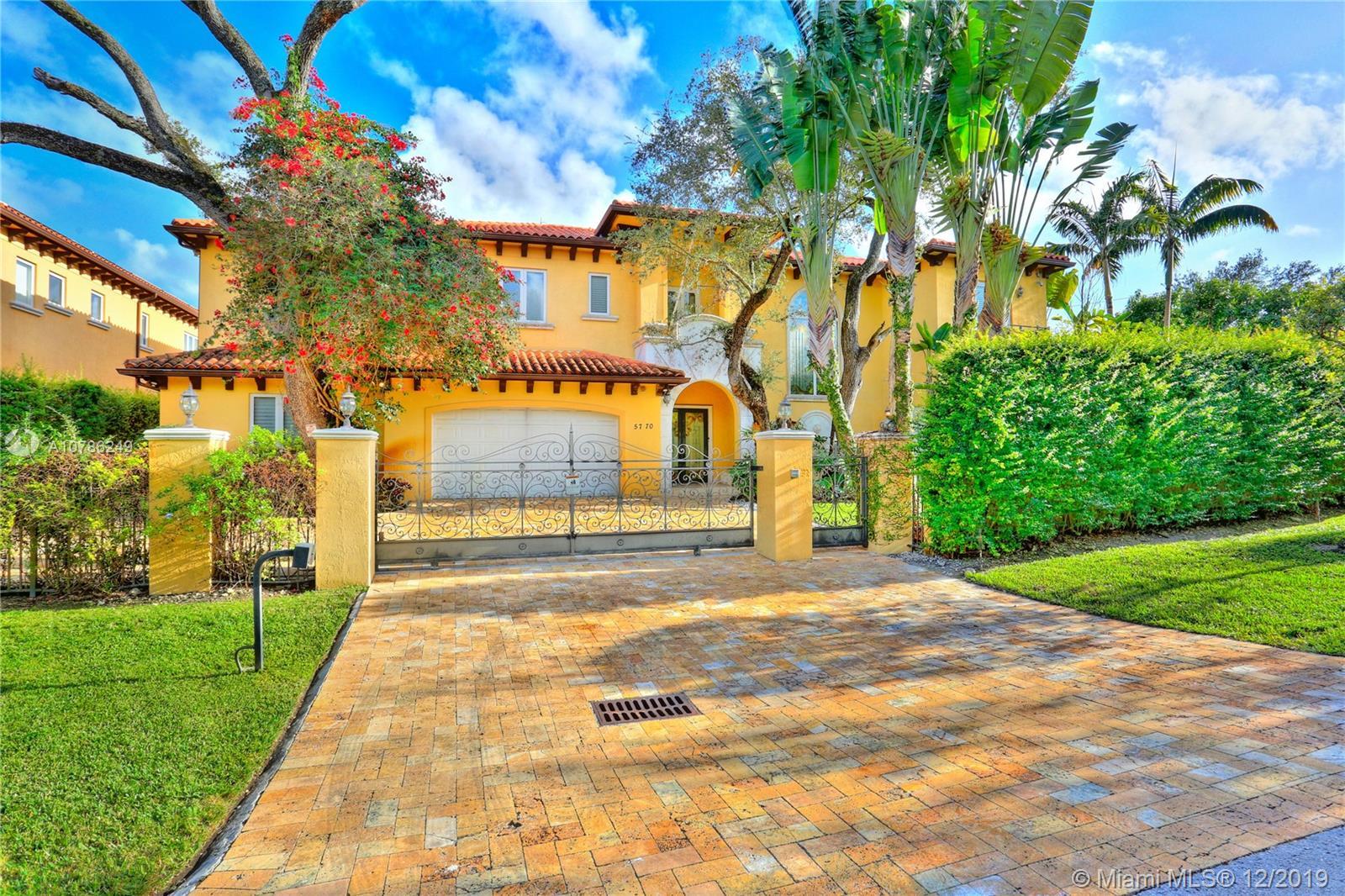 5770  La Luneta Ave  For Sale A10786249, FL