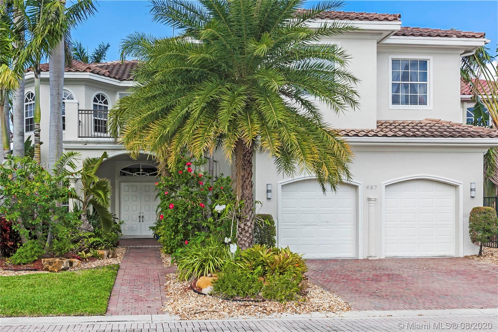 987  CAPTIVA DR  For Sale A10788151, FL