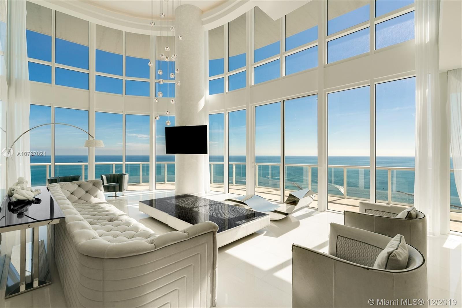 100 S Pointe Drive #3804/5 For Sale A10787024, FL