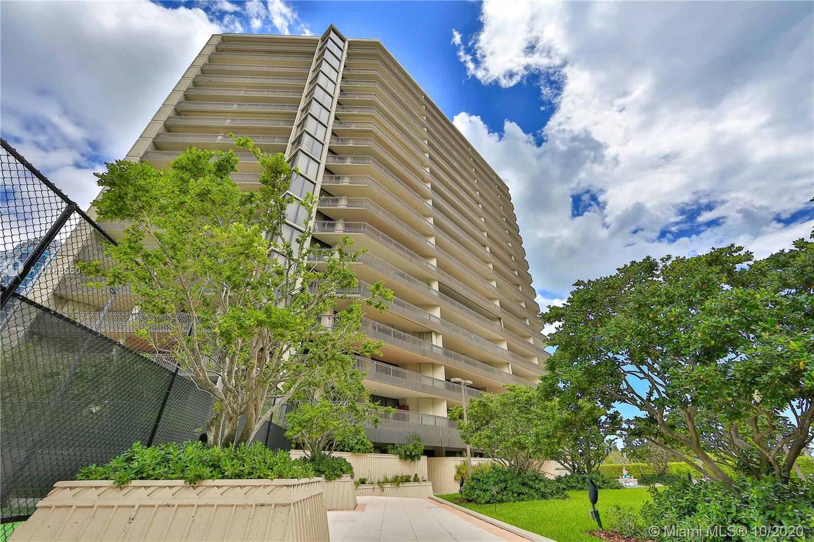 Yacht Harbour Condo is one of Coconut Grove's most impeccable buildings! Created and designed by the world renowned architect, Kenneth Treister, this building offers unique and gorgeous motif. This condo offers large, beautiful windows offering natural light and stunning views that gives the unit a bright and airy feel throughout. Features also include spacious rooms, built-in closet cabinetry, and an amazing open balcony with views of the pool area and harbor. This iconic building offers 24-7 security, library, fitness center, large heated pool, two tennis courts, BBQ area, and much more! Located in the heart of the Grove! Just walking distance from Cocowalk, amazing shops, parks and restaurants, and more!