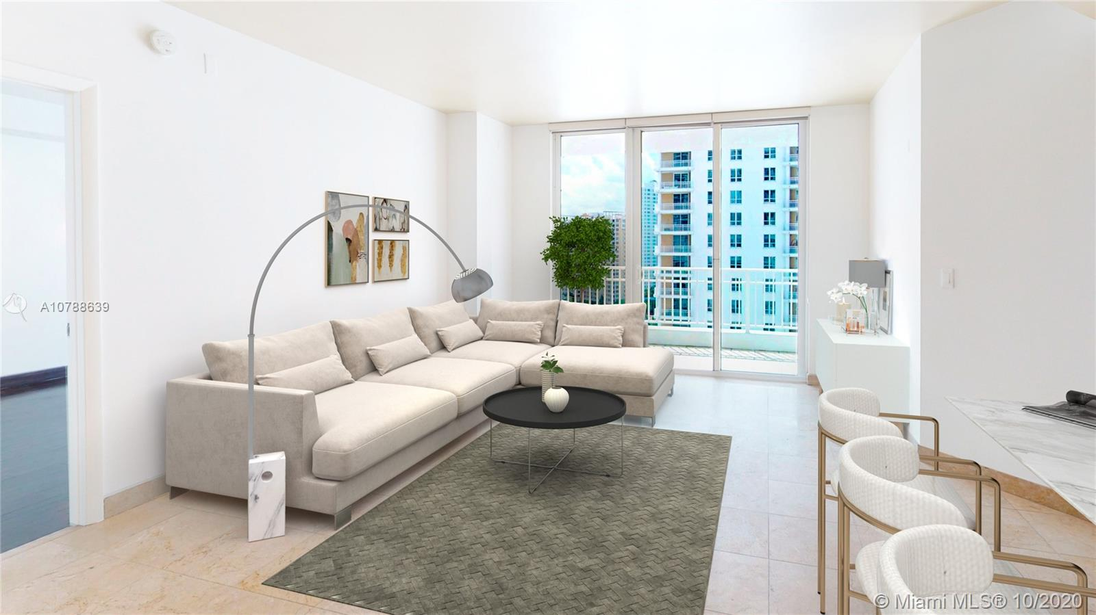 801  Brickell Key Blvd #1609 For Sale A10788639, FL