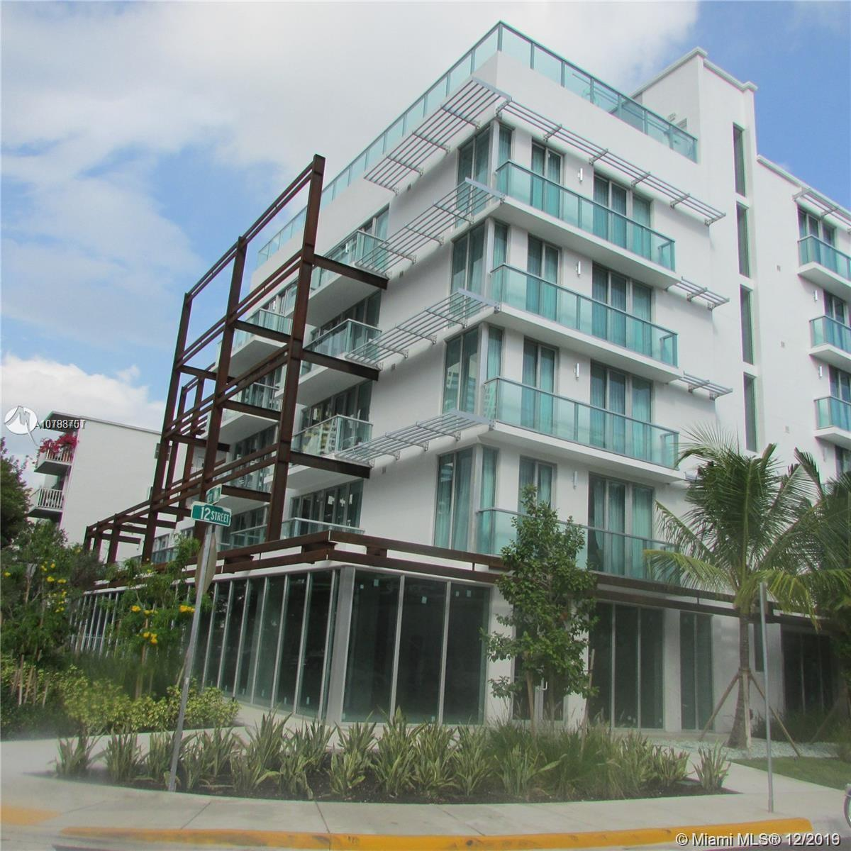Trendy South Beach Condo Hotel! Offered fully furnished. For the sophisticated buyer that appreciates a full-service condo with pool! Walking distance to the best South Beach has to offer.