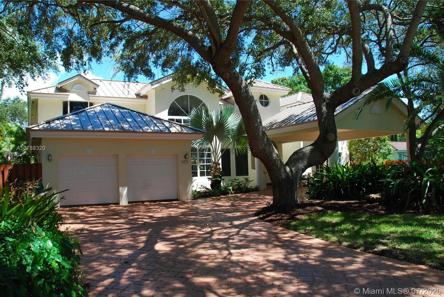 8271 SW 172nd St  For Sale A10788320, FL