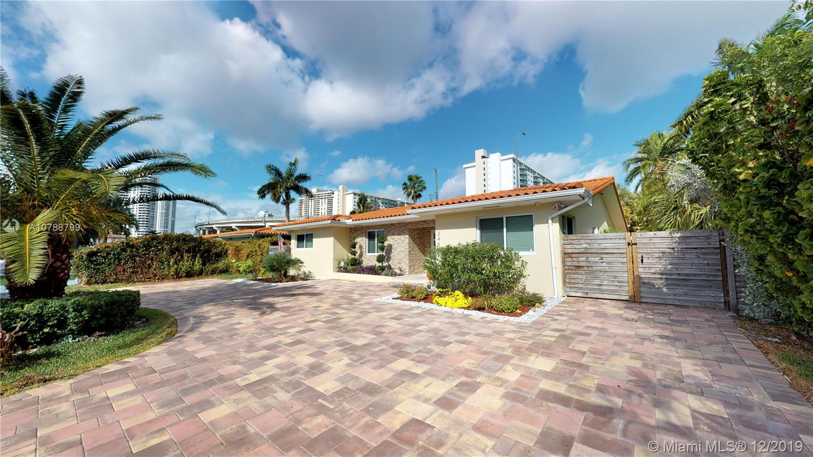 245  191st Ter  For Sale A10788799, FL