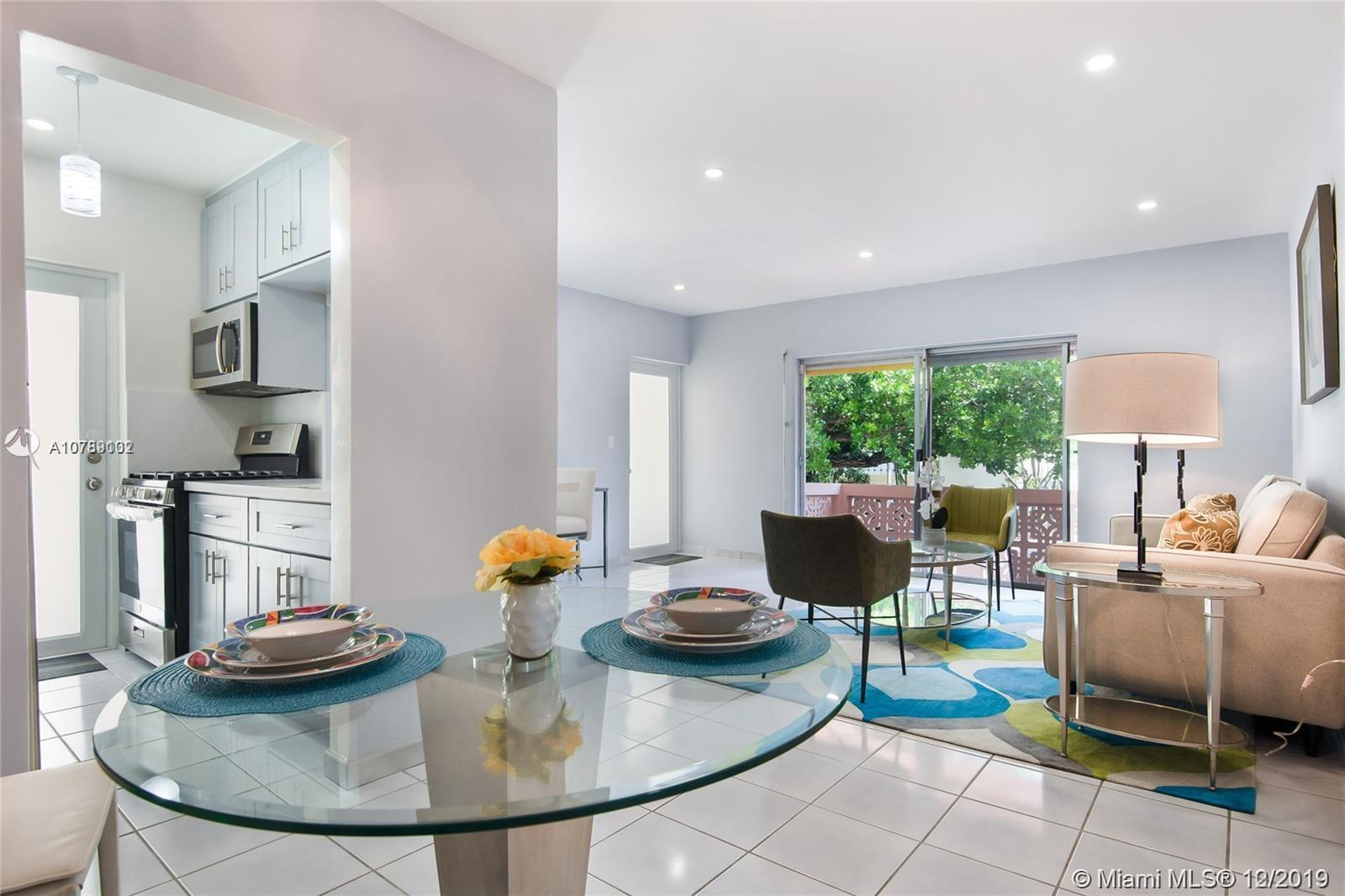 644  Meridian Ave #1 For Sale A10789102, FL