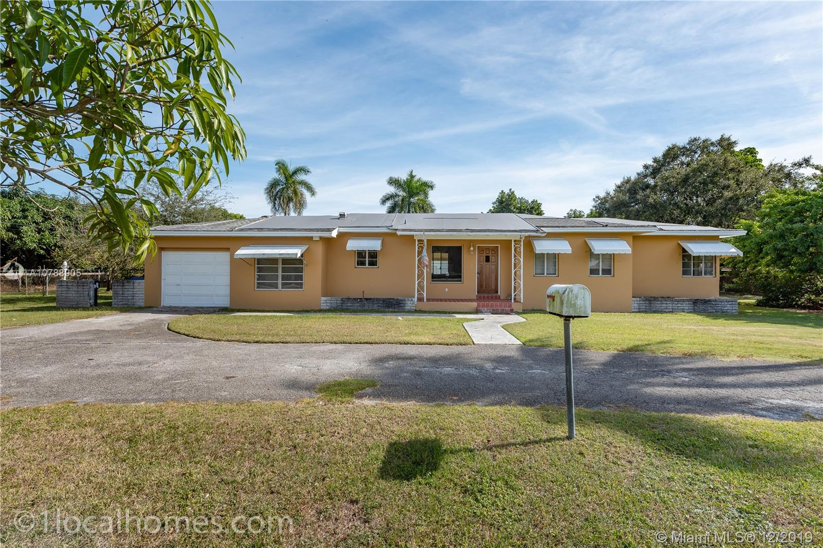 27055 SW 157th Ave  For Sale A10788905, FL