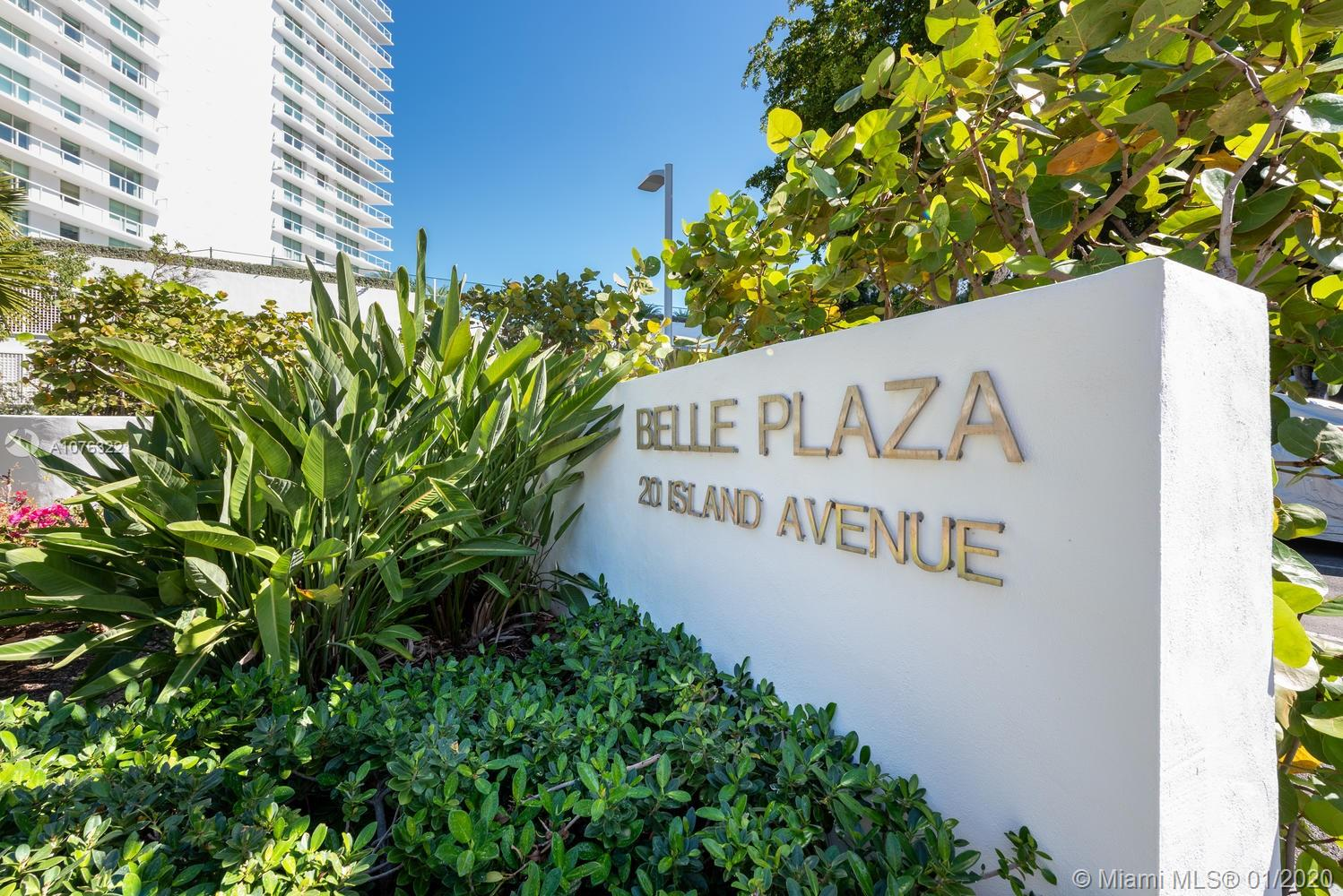 20  Island Ave #1404 For Sale A10763221, FL