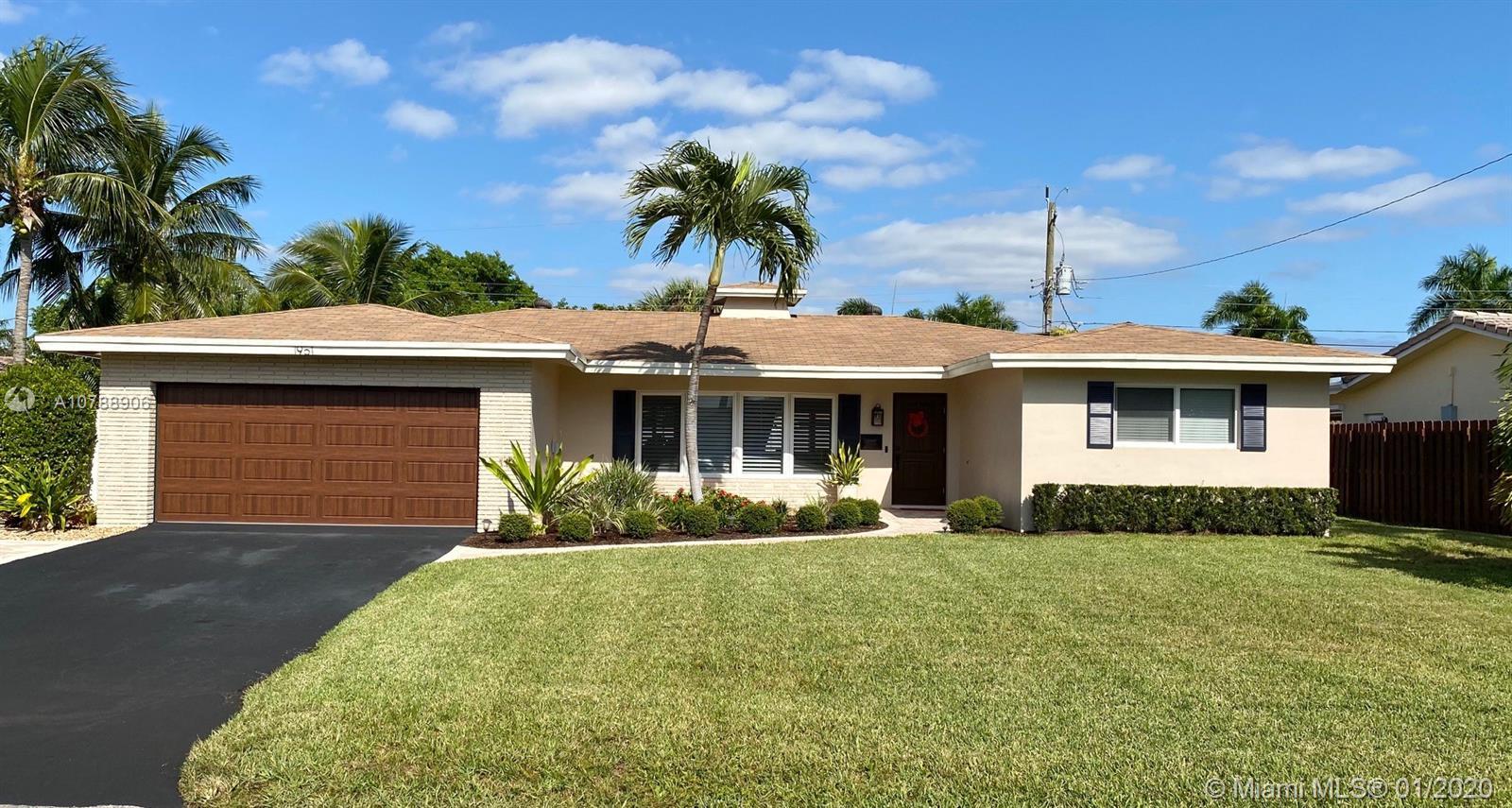 1951 NE 55th St  For Sale A10788906, FL