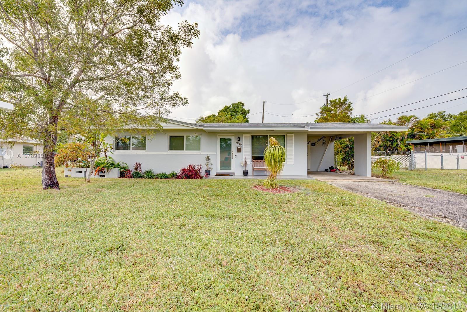 7210 SW 98th Ave, Miami FL 33173