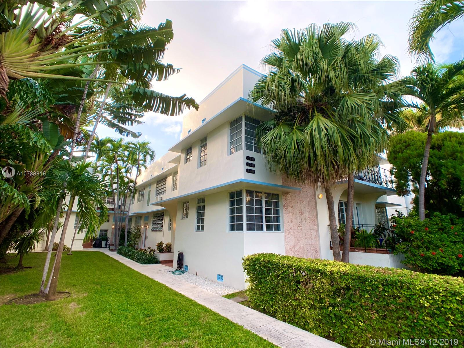 830  Euclid Ave #8 For Sale A10788819, FL