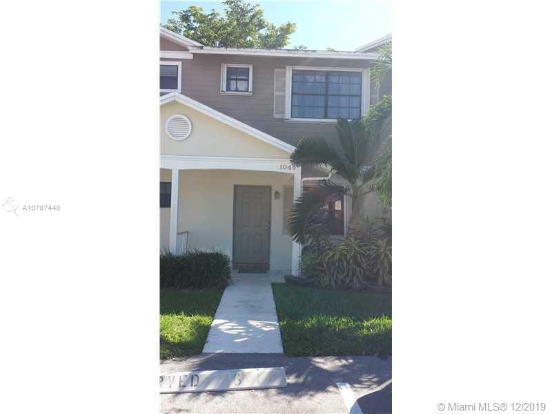 1049 NW 107th Ave  For Sale A10787448, FL