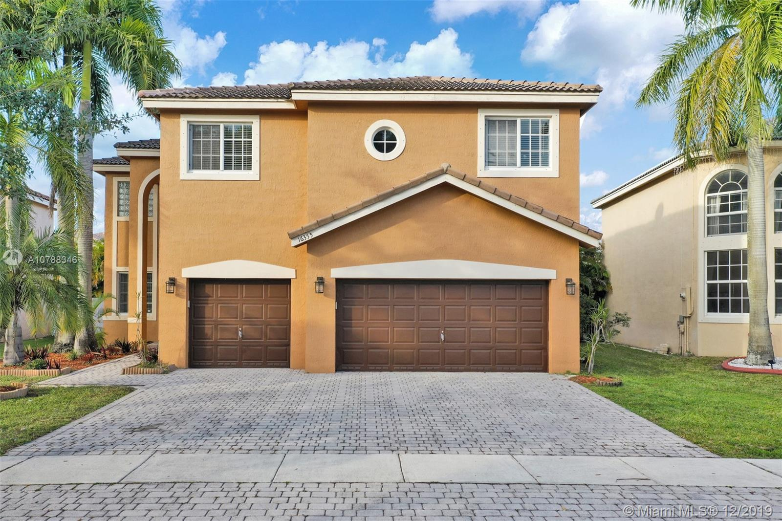 16355 SW 16th St, Pembroke Pines FL 33027