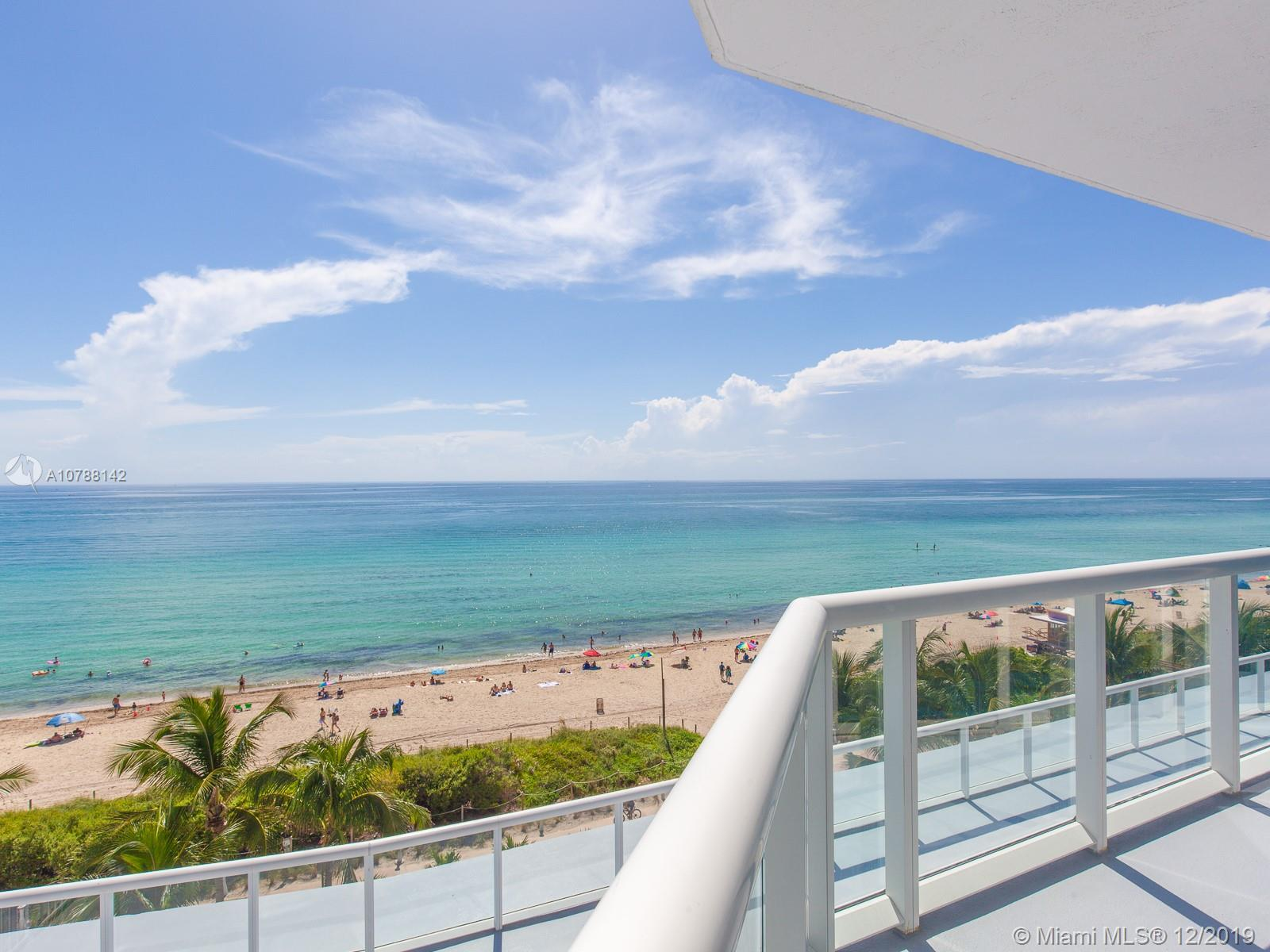 6515  Collins Ave #703 For Sale A10788142, FL