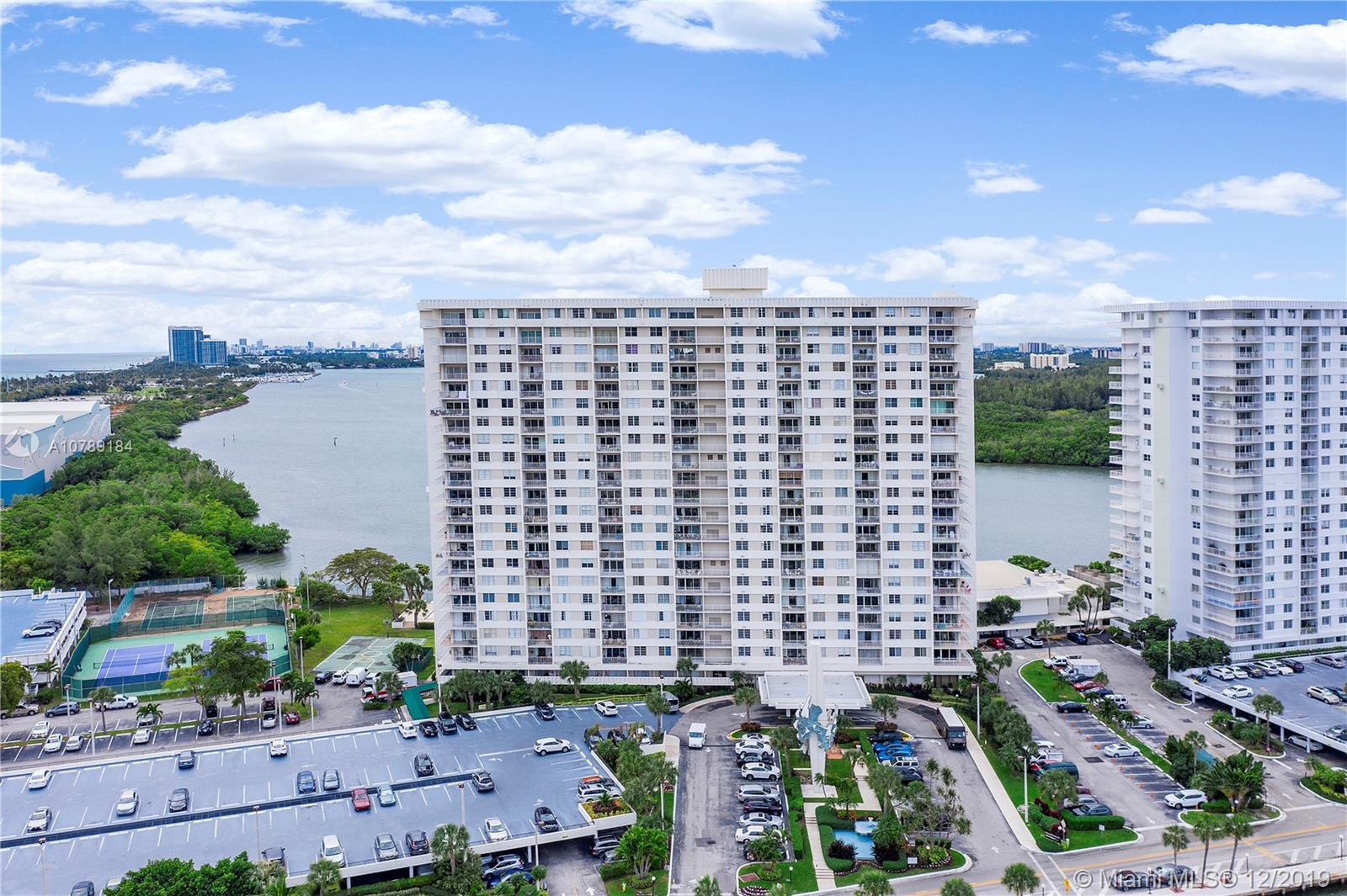 300  Bayview Dr #1508 For Sale A10789184, FL