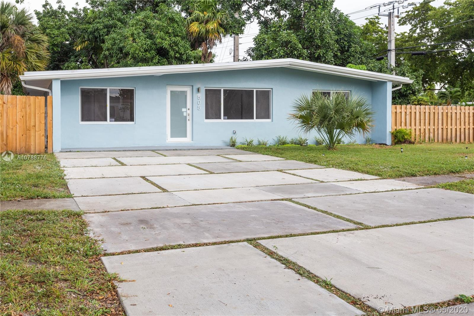 505 NW 127th St  For Sale A10788776, FL